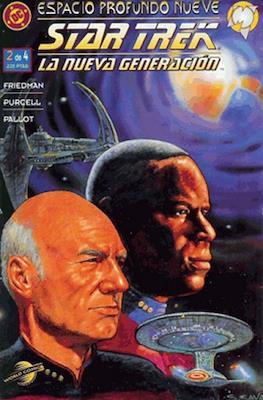 Star Trek. Espacio Profundo Nueve (Rústica 28 pp) #2