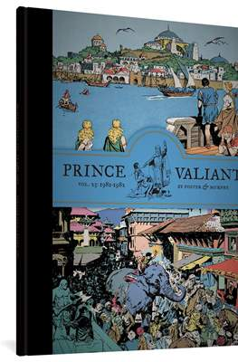 Prince Valiant #23
