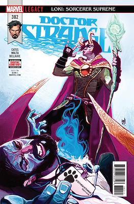 Doctor Strange Vol. 4 (2015-2018) (Comic Book) #382