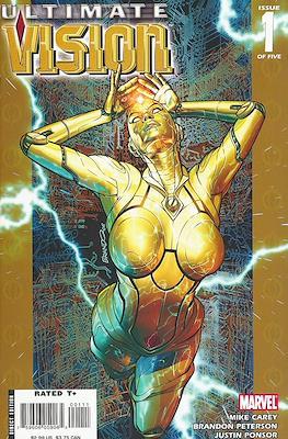Ultimate Vision (Comic book 32 pp) #1