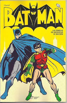 Batman: Las 100 primeras historietas de colección (Rústica) #7