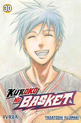 Kuroko no Basket (Rústica con sobrecubierta) #30