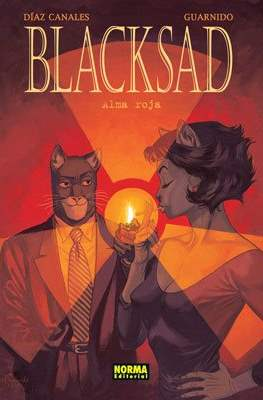 Blacksad (Cartoné 56 pp) #3