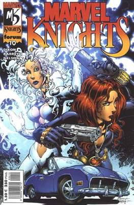 Marvel Knights (2001-2002) (Grapa 24 pp) #10