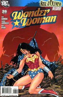 Wonder Woman Vol. 3 (2006-2011) (Comic Book) #26