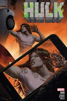 Hulk Vol. 4 (2016. Comic-book) #8