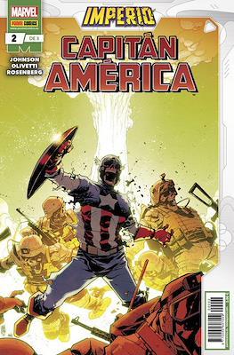 Imperio: Capitán América (2020) (Grapa) #2