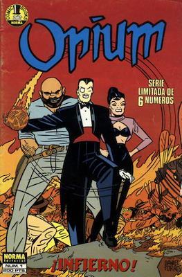 Opium (Grapa. Color.) #1