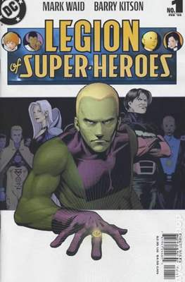 Legion of Super-Heroes Vol. 5 / Supergirl and the Legion of Super-Heroes (2005-2009)
