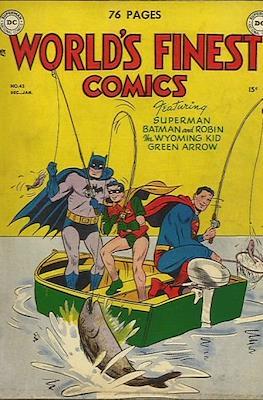 World's Finest Comics (1941-1986) (Comic Book) #43