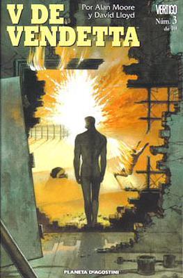 V de Vendetta (Grapa, 32 páginas (2006)) #3
