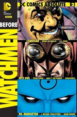 Absolute Before Watchmen. DC Cómics Absolute #2