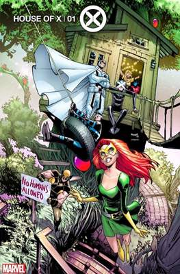 House of X (Variant Covers) #1