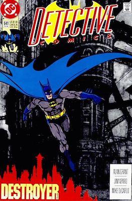 Detective Comics Vol. 1 (1937-2011; 2016-) (Comic Book) #641