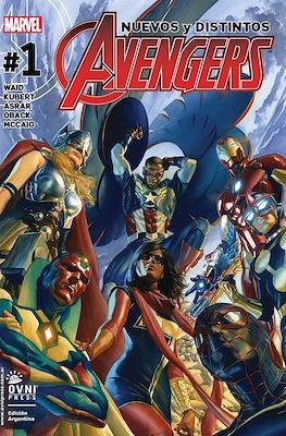 Nuevos y Distintos Avengers (Rústica) #1