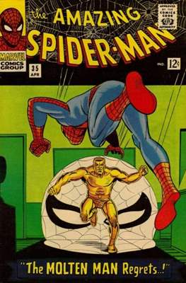 The Amazing Spider-Man Vol. 1 (1963-2007) (Comic-book) #35