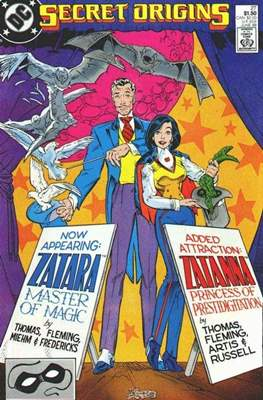 Secret Origins (Vol. 2 1986-1990) #27