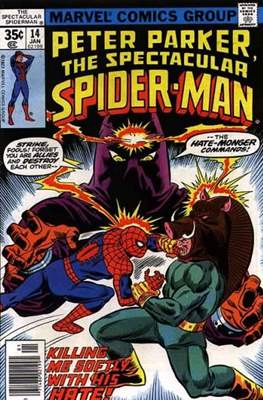 The Spectacular Spider-Man Vol. 1 (Comic Book) #14