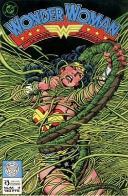 Wonder Woman (1988-1991) (Grapa, 32-64 pp) #4