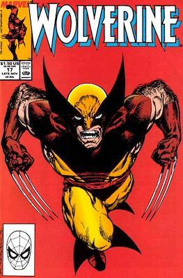 Wolverine (1988-2003) (Comic Book) #17