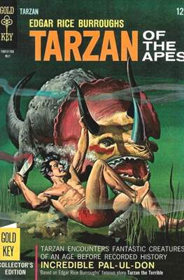 Tarzan (Comic-book) #167