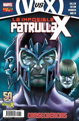 La Imposible Patrulla-X / La Patrulla-X Oro (2012-) (Grapa) #12