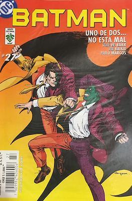 Batman (2002-2003) (Grapa) #27