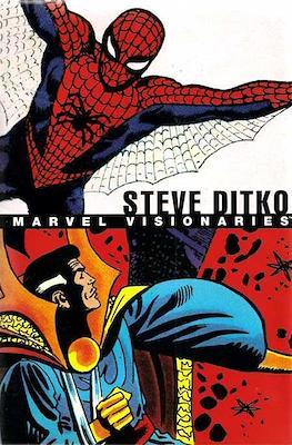 Marvel Visionaries. Steve Ditko