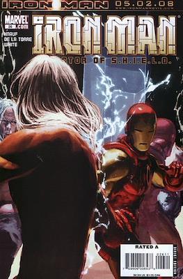 Iron Man Vol. 4 (2005-2009) #26