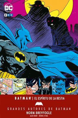 Grandes Autores de Batman: Norm Breyfogle #4