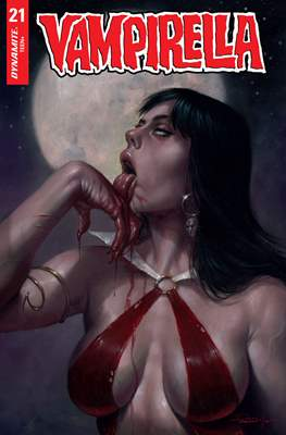 Vampirella (2019) #21