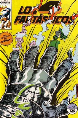Los 4 Fantásticos Vol. 1 (1983-1994) (Grapa 36-32-24 pp) #38