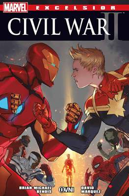 Marvel Excelsior (Rústica) #34