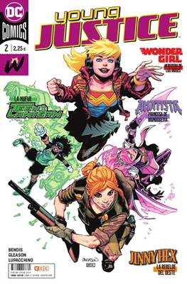 Young Justice (2019-) (Grapa 32 pp) #2