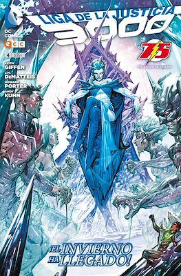 Liga de la Justicia 3000 #4