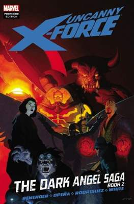 Uncanny X-Force Vol. 1 (2010-2012) (Softcover 112-160 pp) #4