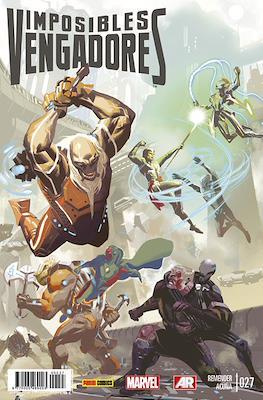 Imposibles Vengadores (2013-2018) (Grapa) #27