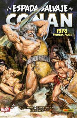La Espada Salvaje de Conan - Marvel Limited Edition #4