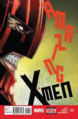 Amazing X-Men Vol. 2 (Comic Book) #17