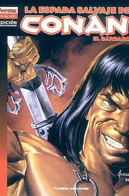 La Espada Salvaje de Conan el Bárbaro. Edición coleccionistas (Rústica. 64 páginas. B/N. (2005-2008).) #68