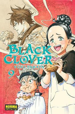 Black Clover (Rústica con sobrecubierta) #9