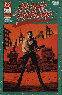 Slash Maraud Vol 1: (1987-1988) (Comic-book.) #3