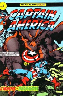 Captain America Vol. 2 #1
