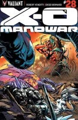 X-O Manowar (2012) (Comic-Book) #28