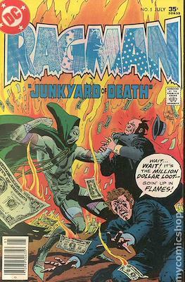 Ragman Vol. 1 (1976-1977) (Comic-book) #5