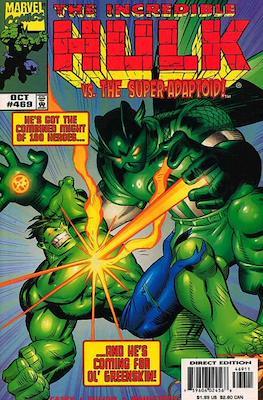 The Incredible Hulk Vol.1 (Saddle-stitched. 1962-1999) #469