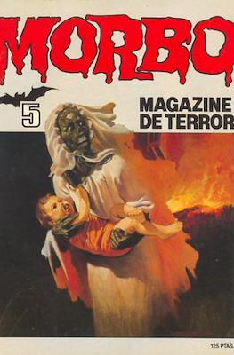 Morbo. Magazine de terror (Grapa (1983)) #5