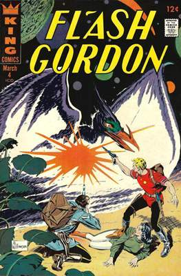 Flash Gordon (Comic-book) #4