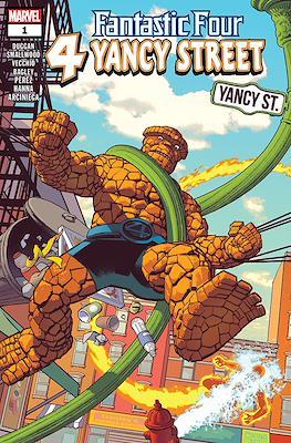 Fantastic Four 4 Yancy Street (2019)