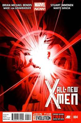 All-New X-Men (Comic Book) #4
